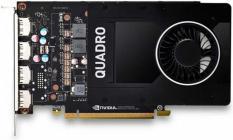 Dell PCI-E 490-BFPN nVidia Quadro P2200 5120Mb GDDR5/DPx4/HDCP oem