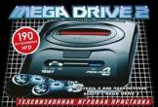 EXEQ VG-1671 MegaDrive 2, 190 игр