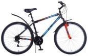 FORWARD ALTAIR MTB HT 26 2.0 (2017), (26, рост 17) черный
