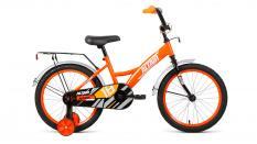 FORWARD ALTAIR KIDS 18, колесо 18, сезон 2020-2021, ярко-оранжевый/белый