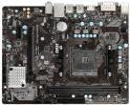 MSI B450M-A PRO MAX Soc-AM4 AMD B450 2xDDR4 mATX AC`97 8ch(7.1) GbLAN RAID+DVI+HDMI