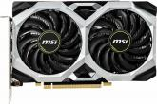 MSI PCI-E GTX 1660 VENTUS XS 6G OCV1 nVidia GeForce GTX 1660 6144Mb 192bit GDDR5 1530/8000 DVIx1/HDMIx1/DPx1/HDCP Ret