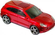 Porsche Cayenne (S999) красная
