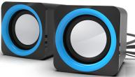 Ritmix SP-2025 black/blue