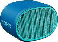 Sony SRS-XB01 синий 3W 2.0 BT 20м 600mAh 1xAA (без.бат) (SRSXB01L.RU2)