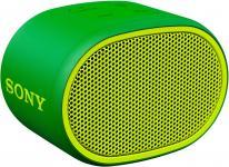 Sony SRS-XB01 зеленый 3W 2.0 BT 20м 600mAh 1xAA (без.бат) (SRSXB01G.RU2)