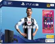 PlayStation 4 Pro 1Тб + Fifa 19