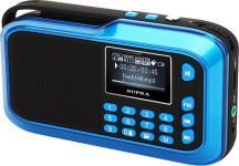 SUPRA PAS-3909 blue