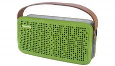 Telefunken TF-PS1230B зеленый/коричневый 8W 2.0 BT/3.5Jack/USB 10м 4000mAh (TF-PS1230B(ЗЕЛЕНЫЙ))