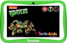 """TurboKids Черепашки-ниндзя WiFi 7"""" зеленый"""
